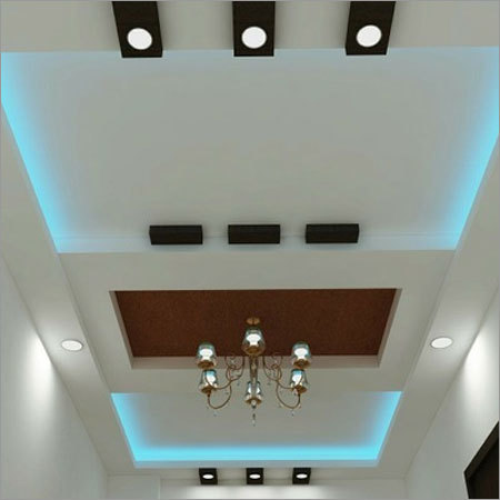 False Ceiling Gypsum Board In