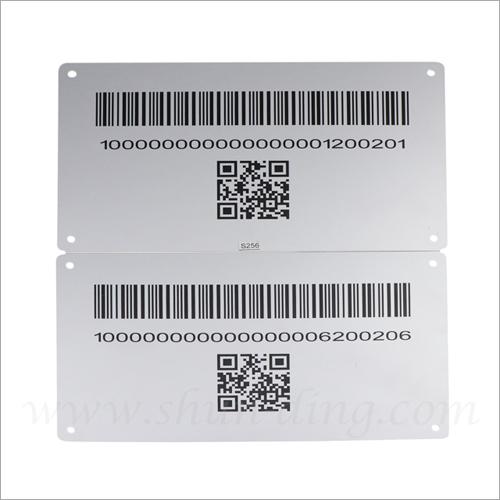 Custom Printed Qr Code