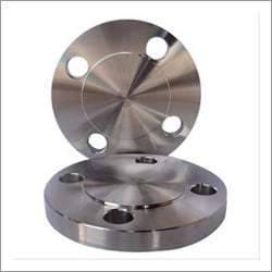 Duplex and Stainless Steel Blind Flanges