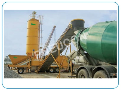 Mobile Batching Plant Line