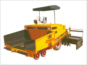 Industrial Mechanical Paver Finisher