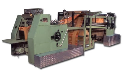 Automatic Paper Bag Forming Machine