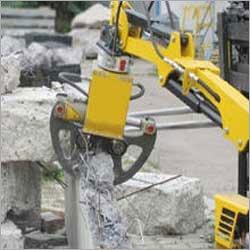 Concrete Crushing Service