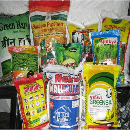 Bopp Laminated HDPE bags