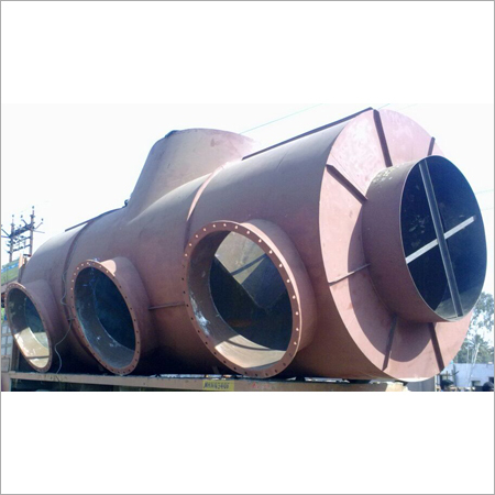 Fabricated Industrial Duct