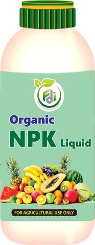 Organic Liquid Fertiliser