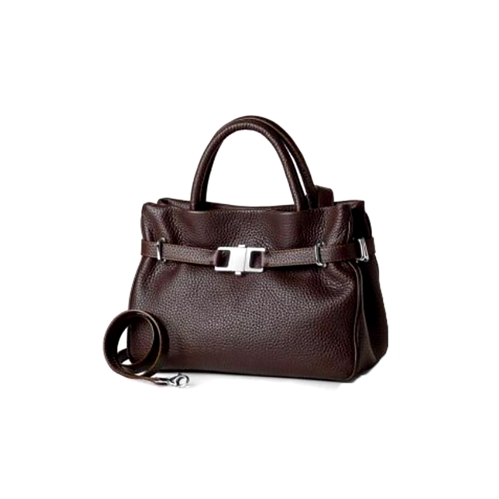 Ladies Leather Fashionable Handbag