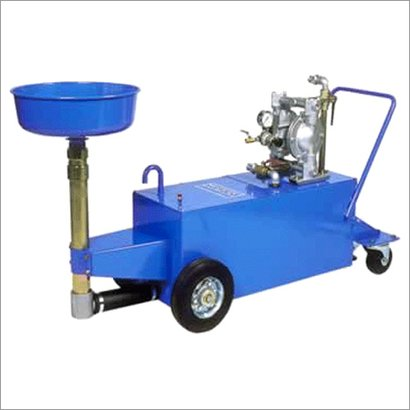 Waste Oil Evacuation Systems