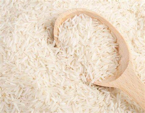 White Color Indian Basmati Rice