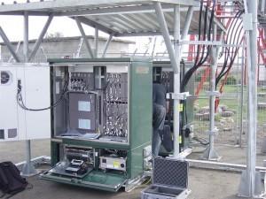 Power Equipment Installation