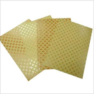 Insulation Diamond Dotted Papers