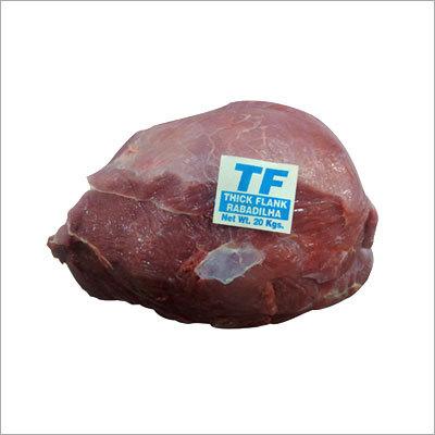 Buffalo Thick Flank Meat
