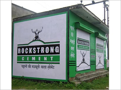 Outdoor Advertising Wall Printing Services