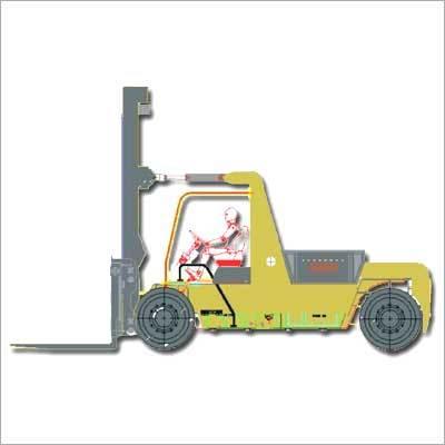 Industrial Forklift