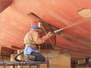 Industrial Sand Blasting Services