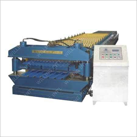 Dual Level Roll Former Machine
