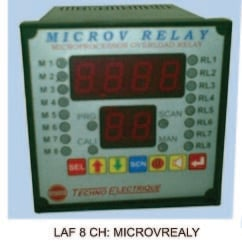 LAF 8 CHANNEL MICROVRELAY