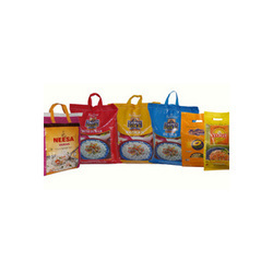 Laminated PP Woven Bags with Window