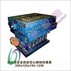 Unidirectional Hollow Brick Mould