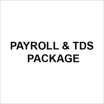 Payroll TDS Package
