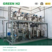 Zero Gas Loss Hydrogen Purification Units