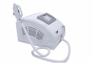 Portable IPL Hair Removal Device