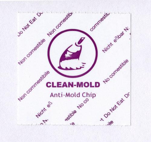 Anti-Mold Sticker