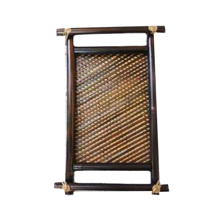 Bamboo Big Pipe Serving Tray
