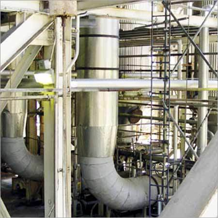 Industrial Bolier Piping