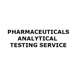 Pharmaceuticals Analytical Testing Service