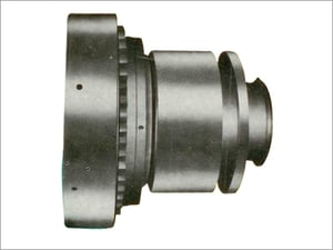Fenner Dry Plate Friction Clutch