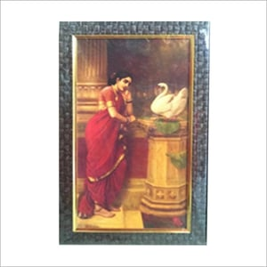Photo Frame Tanjore Painting