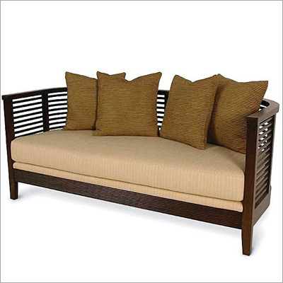 Contemporary Wooden Sofa at Best Price in Saharanpur, Uttar ...