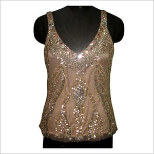 Beaded Sequin Embroidery