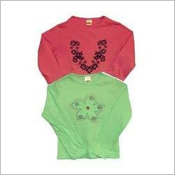 Kids Embroidered Shirts