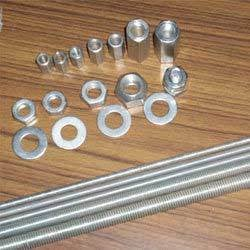 Threaded Rods, Nuts, Washers & Coupling Nuts