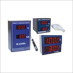 Humidity Or Temperature Indicator