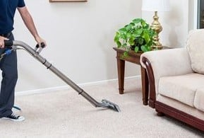 Carpet Cleaning Services with Machines