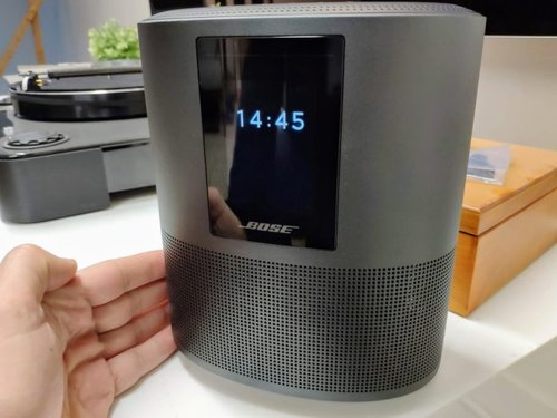 Bose Home Speaker 500 With Alexa Built In