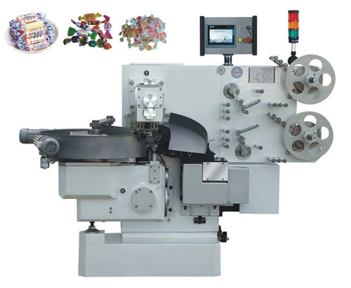 Automatic Candy Double Twist Wrapping Machine