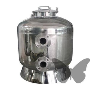 High Quality Stainless Steel Swimming Pool Sand Filter