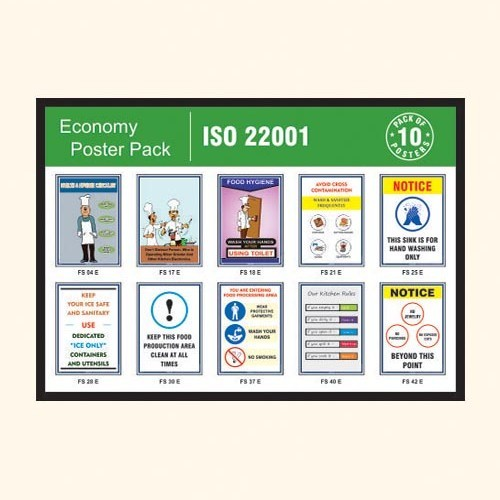 Multi Iso 22001 Posters