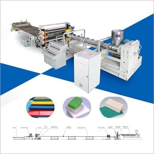 PP Sheet Extrusion Line