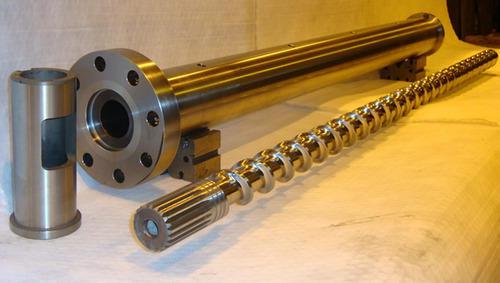 Bimetallic Screw Barrel
