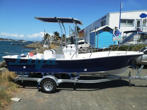 Liya 5.8m/19ft Fiberglass Fishing Boat