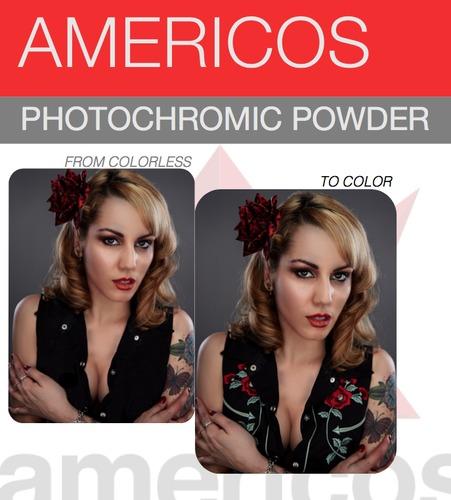 Photochromic Pigment Colour Powder