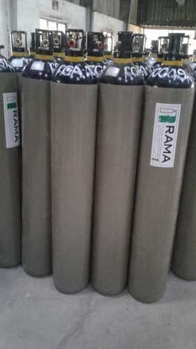Easy To Use Industrial Gas Cylinders