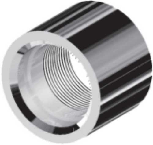 Industrial Aluminum Pipe Fitting