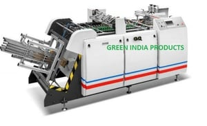 Automatic High Speed Paper Food (Lunch) Box Making Machine