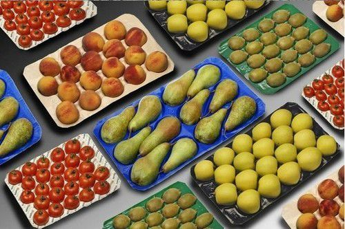 FDA Approval Plastic Fruit Packaging Trays